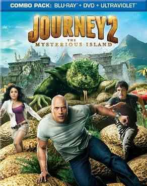 """viaje 2 la isla misteriosa pelicula"""