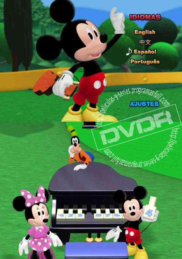 Ver los episodios completos de La Casa de Mickey Mouse ...